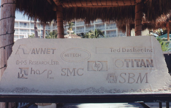 Hewlett Packard Group Logo